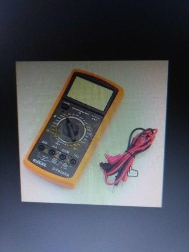 Digital Automatic Capacitance Meter