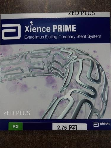 Xience Prime Coronary Stent System