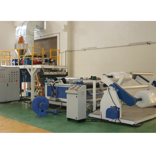 Advanced Bubble Sheet Making Machines