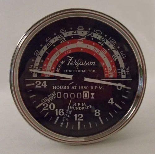 193966M91 Tach Gauge For Massey Ferguson