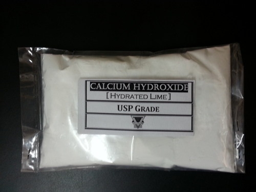 Calcium Hydroxide For Balancing pH In Agriculture Product - VIGYAN
