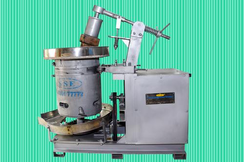 Heavy Duty Wood Chekku Machine