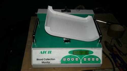 Mini Blood Collection Monitor in  Saha
