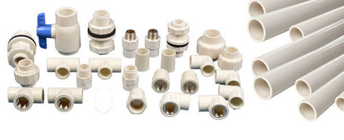 Plastic Pipes Fittings