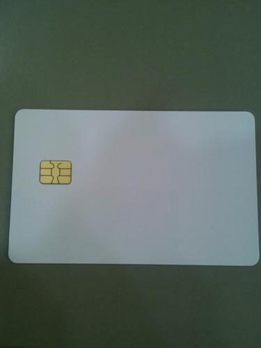 Inkjet Chip Cards