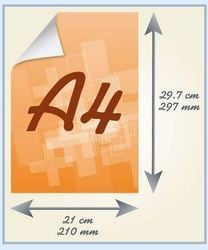 A4 Imported Paper