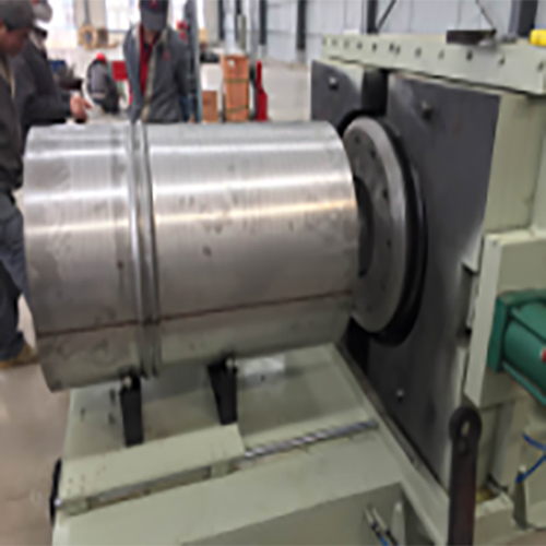 Automatic Single-End And Single-Head Expansion Machine