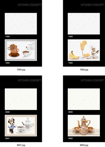 Latest Designer Kitchen Tiles