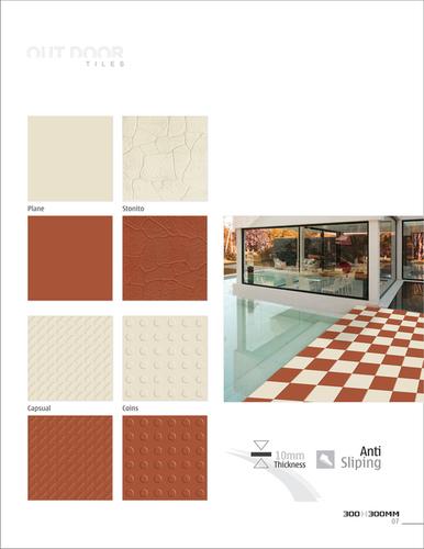 Premium Quality Plain Ivory Tiles