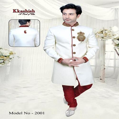 Stylish Men Designer Indo Western Sherwani