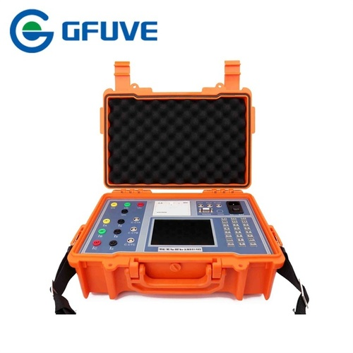 Three Phase Electric Meter Calibrator With Printer