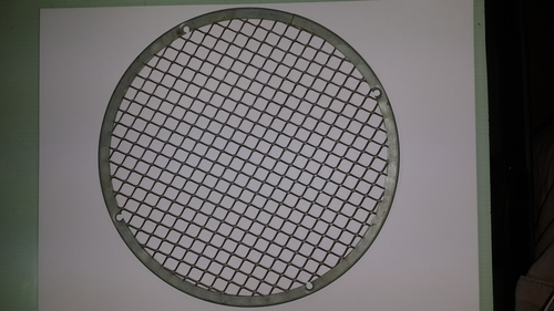Industrial Expanded Sifter