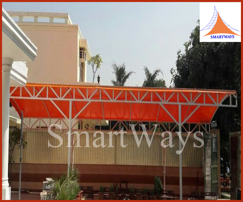 Driveway Covering Structure
