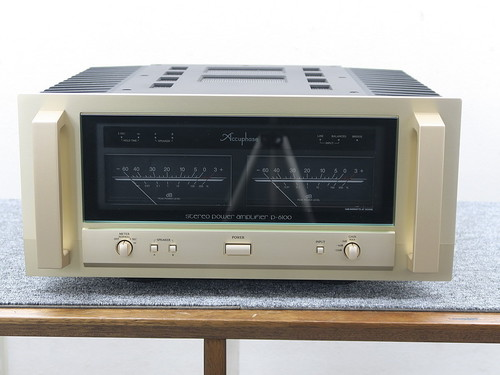 Accuphase P-6100 Amplifier