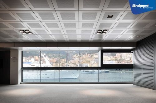 Acoustic Perforated Ceiling