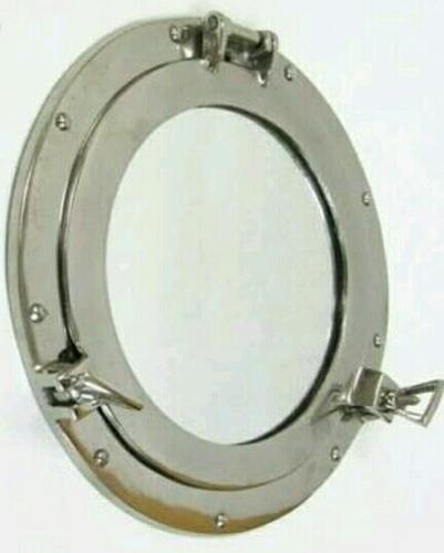 Aluminum Porthole Mirrors
