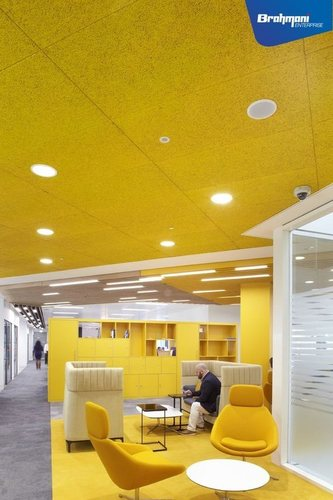 Glasswool Ceiling Tiles