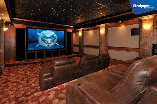 Home Theater False Ceiling
