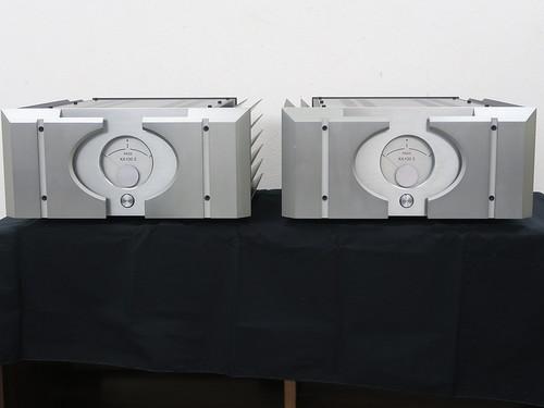PASS XA100.5 Pair Amplifier