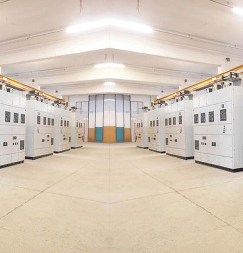 Industrial LT Switchboards