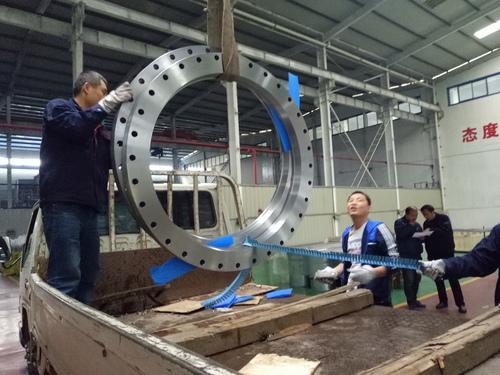 Industrial Titanium Flanges