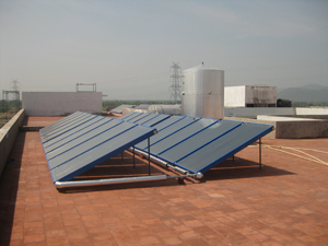 Low Price Solar Water Heating System
