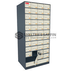 Security Safety Safe Deposit Locker