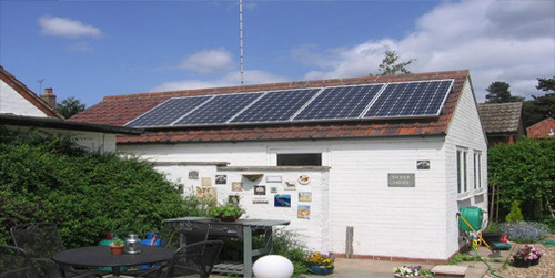 Solar Lighting Panel