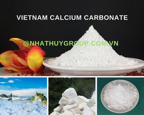 Vietnam Calcium Carbonate Powder