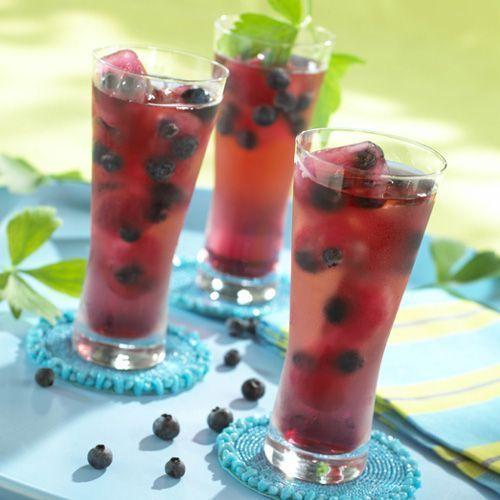 Fruit Mocktails
