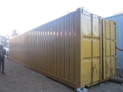 Second Hand Cargo Containers
