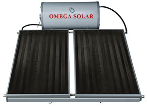 The Solar Water Heating System
