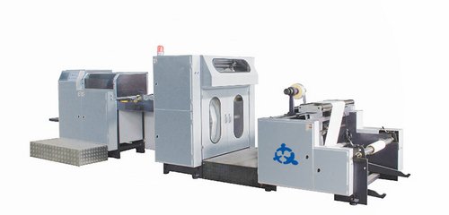 Automatic Multifunction Paper Bag Machine With Plastic Window