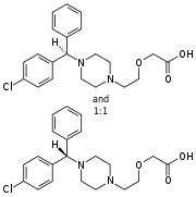 Cetirizine Impurity (682323-77-9)