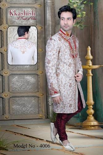 Groom Latest Indowestern Sherwani