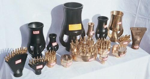 Metal Fountain Nozzles