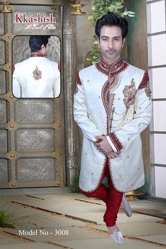 Sherwani for Men Designer Wear