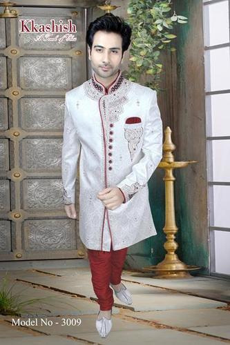 Traditional Sherwani for Groom