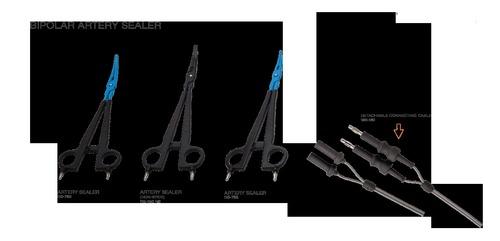 Steel Bipolar Artery Sealer Forceps