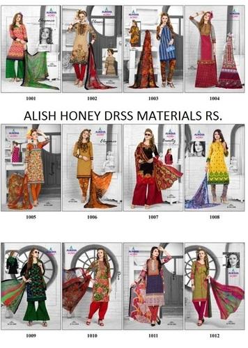 Designer Chiffon Salwar Suit