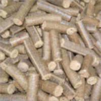 Bio Fuel Briquette