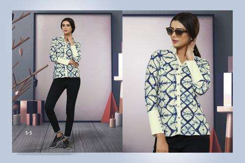 Designer Fashioned Ladies Shirts