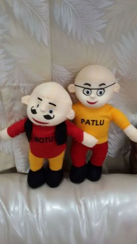 Motu Patlu Soft Toys at Best Price in New Delhi, Delhi
