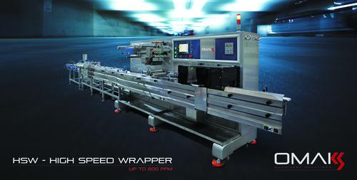 Horizontal Flowpack Packing Machine