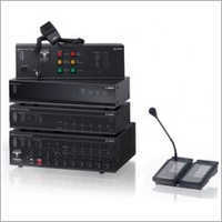 Compact Public Address System