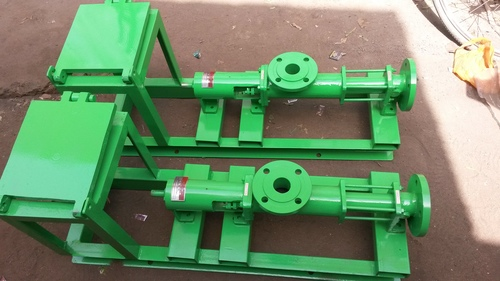 Ecentric Screw Pumps