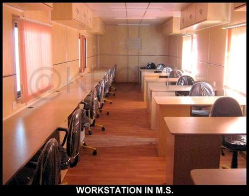 Gi Readymade Office Cabin