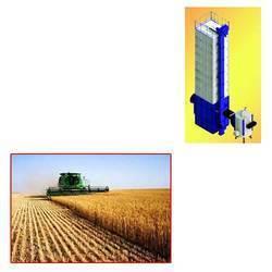 Grain Dryer for Agricultural