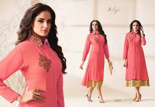 Nayra Embroidery Kurti in  Indl. Area Ph-1