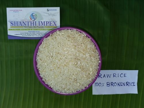 Broken Raw Rice
